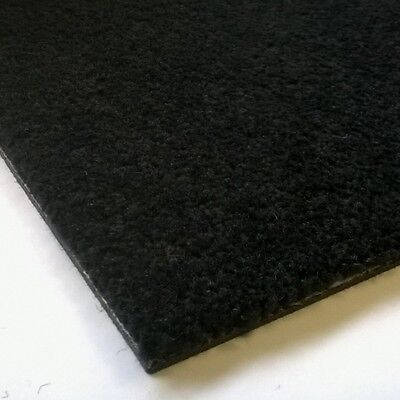 BURMATEX Axis Contract CARPET TILES Aconite Black Heavy Duty Hard Wearing Office