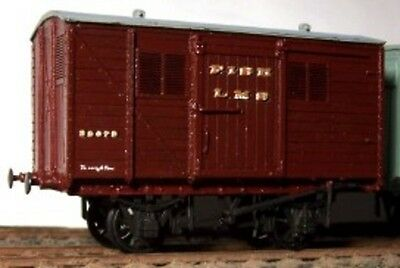 LMS 6ton Fish Van kit (D1885) - Cambrian C87 - free post