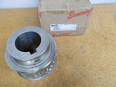"Browning 28HB200 Gearbelt Pulley 2-1/8"" Bore 1/2"" X 1/4"" Keyway New"