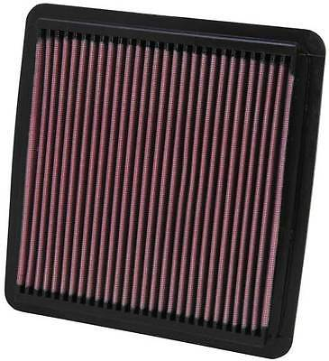 K&N Air Filter Element 33-2304 (Performance Replacement Panel Air Filter)