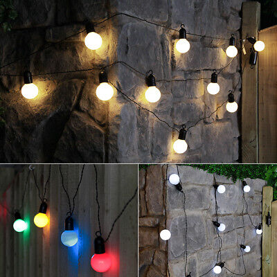 4.5M Indoor Outdoor Battery Operated Christmas Led Fairy String Festoon Lights