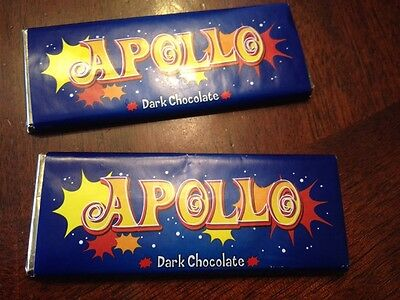Lost TV Nostalgia APOLLO CANDY BARS - ONCE UPON A TIME ALSO. TWO AVAILABLE