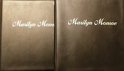 MARILYN MONROE Collection Sammlung on 86 pre-print pages VB Film Cinema Actress