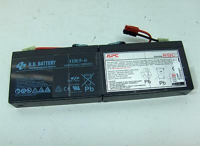 BB HR9-6, HR96 6V 7Ah UPS Battery - This is an AJC Brand® Replacement