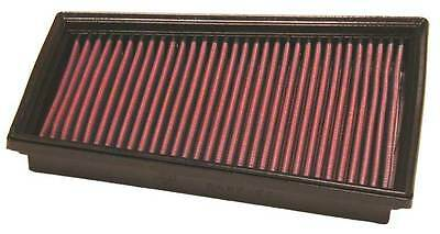 K&N Air Filter Element 33-2849 (Performance Replacement Panel Air Filter)