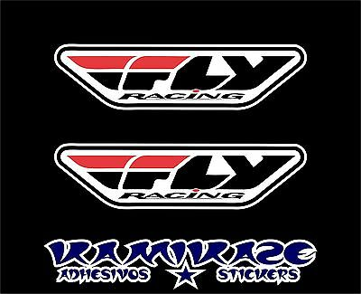 Pegatina Sticker Autocollant Adesivi Aufkleber Decal  Fly Racing