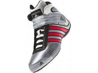 Adidas Daytona shoes silver/red US8.5 - Q34802/8.5