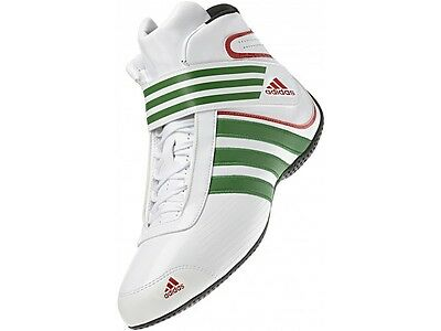 Adidas Kart XLT shoes white/green US12.5 - G62258/12.5