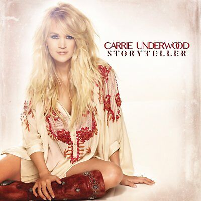 Carrie Underwood Storyteller CD