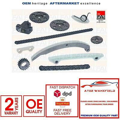 Ford Focus Mondeo 1.8 2.0 Petrol Engine Timing Chain Sprocket Gears Kit