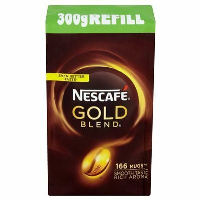 Nescafe Gold Blend Freeze Dried Instant Coffee Refilll 300g