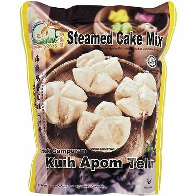 Happy Grass Steamed Cake Mix 500g • AUD 11.05