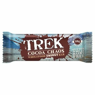 Trek Free From Cocoa Chaos Bar 55g