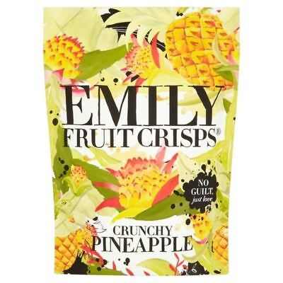 Emily Pineapple Fruit Crisps 30g