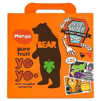 Bear Fruit Yoyos Mango Multipack 5 x 20g • AUD 9.99