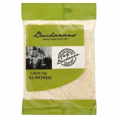 Buchanans Ground Almonds 100g