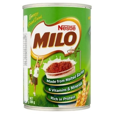 Nestle Milo Instant Malted Chocolate Drink 200g