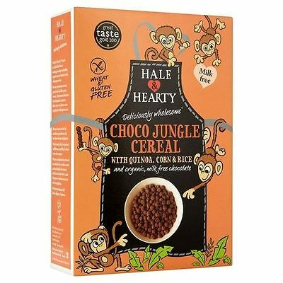 Hale & Hearty Free From Choco Jungle Pops 275g