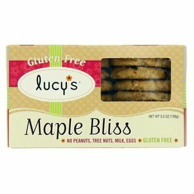 Dr Lucy's Gluten Free Maple Bliss Cookies 156g
