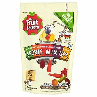 Fruit Factory Sports Mix Up 5 per pack