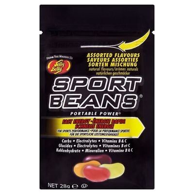 Jelly Belly Sport Beans - Assorted Flavours 28g