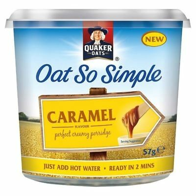 Quaker Oat So Simple Pot Caramel 57g