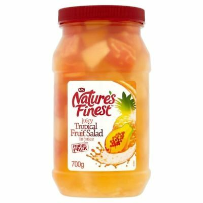 Nature's Finest Tropical Fruit Salad In Juice 700g