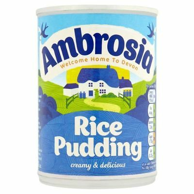 Ambrosia Devon Rice Pudding 400g