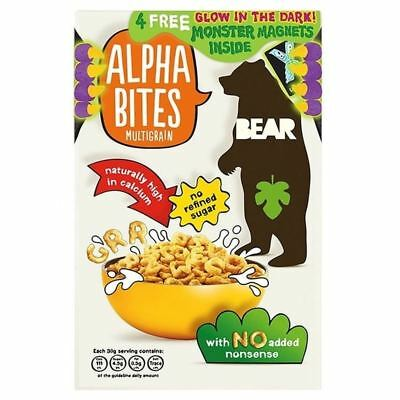 Bear Alphabites Multigrain Shapes 375g