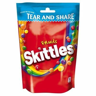 Skittles Fruits Pouch 174g