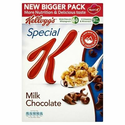 Kelloggs Special K Milk Chocolate 360g