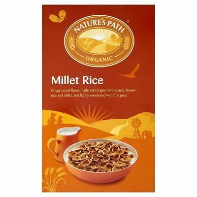 Natures Path Wheat Free Organic Millet Rice Oatbran 375g