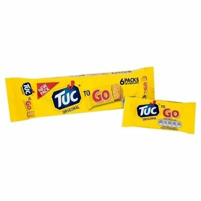 Tuc To Go Portion Pack 6 per pack