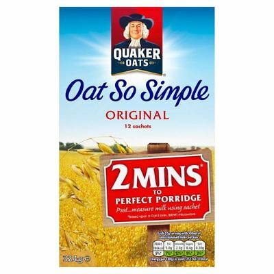 Quaker Oat So Simple Original 12 x 27g