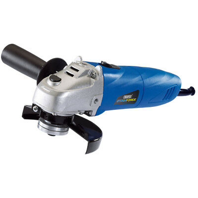"Heavy Duty Draper 500W 4.5"" 115Mm Electric Angle Grinder 51747 2 Year Warranty"