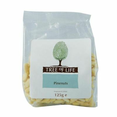Tree of Life Pine Nuts 125g
