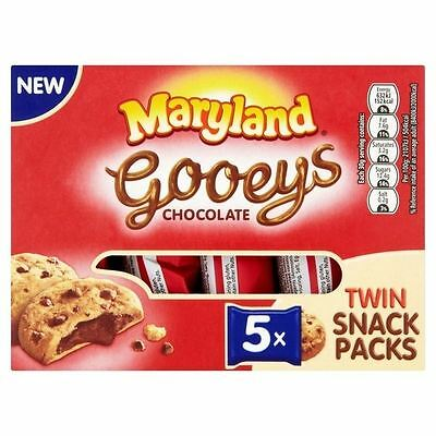 Maryland Gooeys Chocolate Snack Pack 5 x 30g