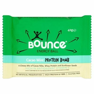 Bounce Cacao Mint Protein Bomb Ball 42g