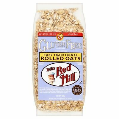Bob's Red Mill Gluten Free Rolled Oats 400g