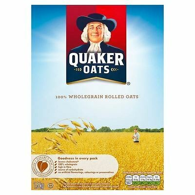 Quaker Porridge Oats 1500g