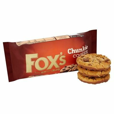 Fox's Delicious Cookies Extremely Chocolately 175g
