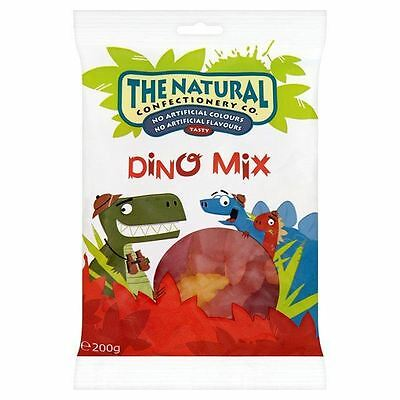 The Natural Confectionery Co. Jelly Dinosaurs 200g