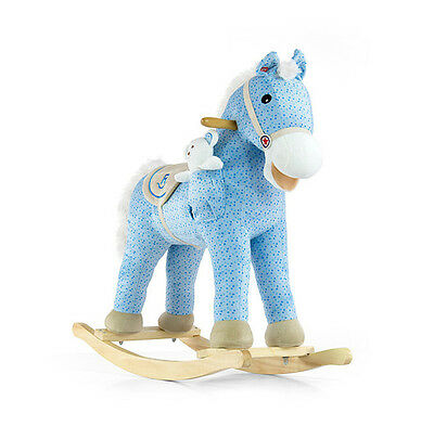New Children Kids marvelous ROCKING HORSE With Sound Traditional Toy