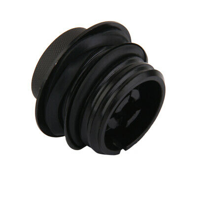 Black Motorcycle Flush Pop Up Fuel Gas Tank Oil Cap For Harley Sportster NEW