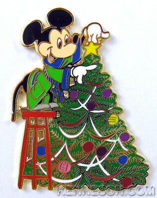 Disney Advent Pin 2006 #20 Mickey Mouse Christmas Tree Limited