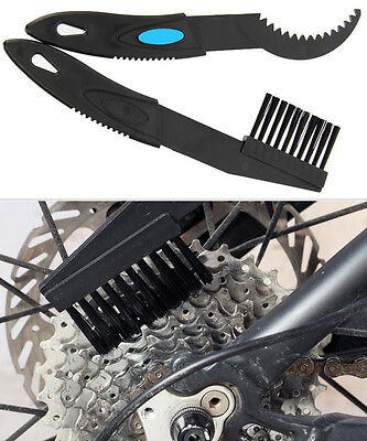 Bicycle Chain Clean Brush Novel Mountain Bike Scrubber Tool Set Kit High Quality