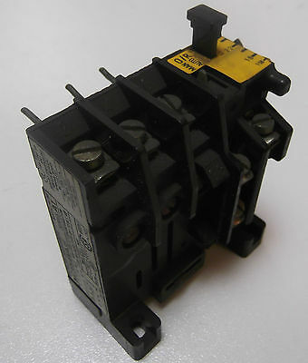 Cutler Hammer MC305ANA3F  Overload Thermal Relay  Series A1 1.58-2.5AMP