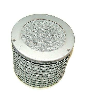 """New Reliance Electric Cooling Blower Motor Screen Filter 7"""" Diameter"""