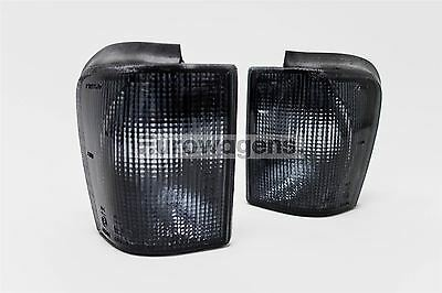 VW Scirocco MK2 81-92 Smoked Front Indicators Repeaters Set Pair Left Right