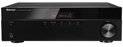 Sherwood RX-4208 Stereo Receiver, 200 Watts